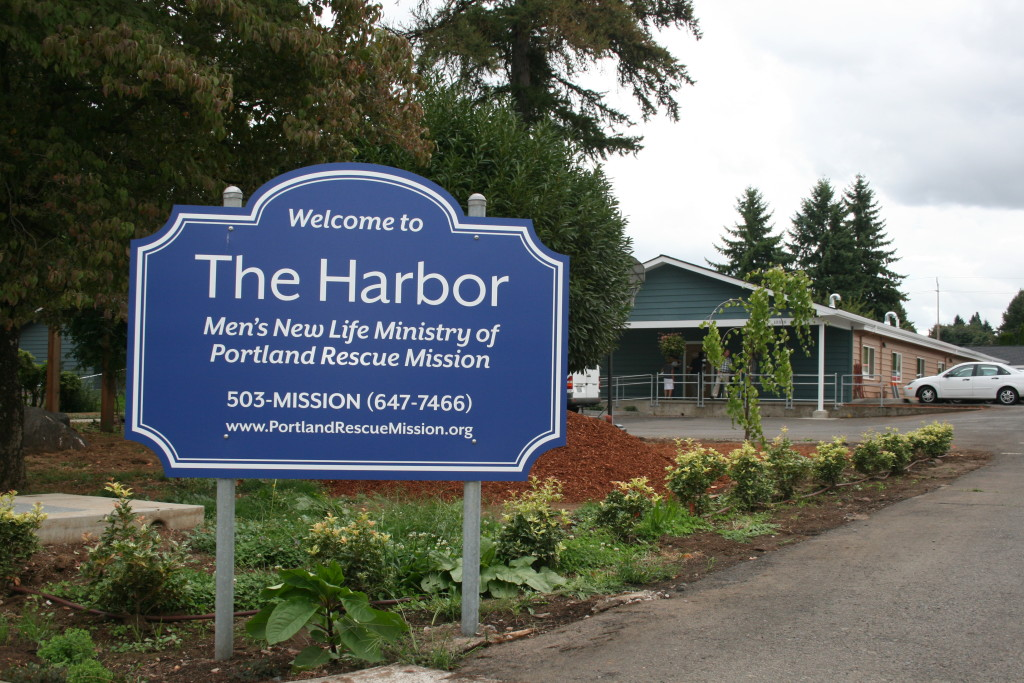 The Harbor is located at 10336 NE Wygant Portland, OR 97220.