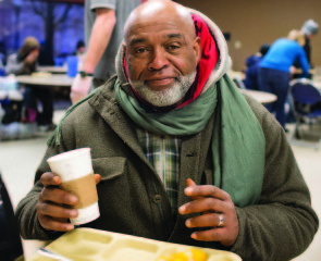Your vehicle donation provides hot meals -- and hope!