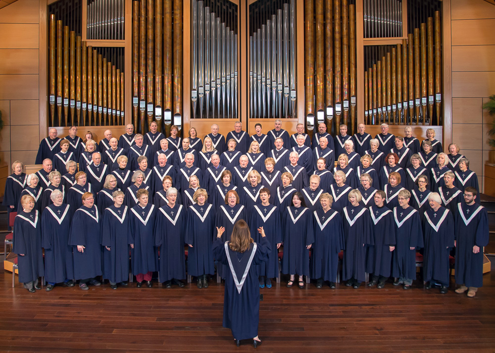 Lake Grove Presbyterian Church's Sanctuary Choir