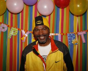 Darnell, Birthday Party for the Homeless, Portland Rescue Mission