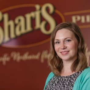 Carrie Henderson, Shari's Cafe and Pies, marketing Manager
