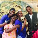 tbone and family, homeless, portland rescue mission, burnside shelter