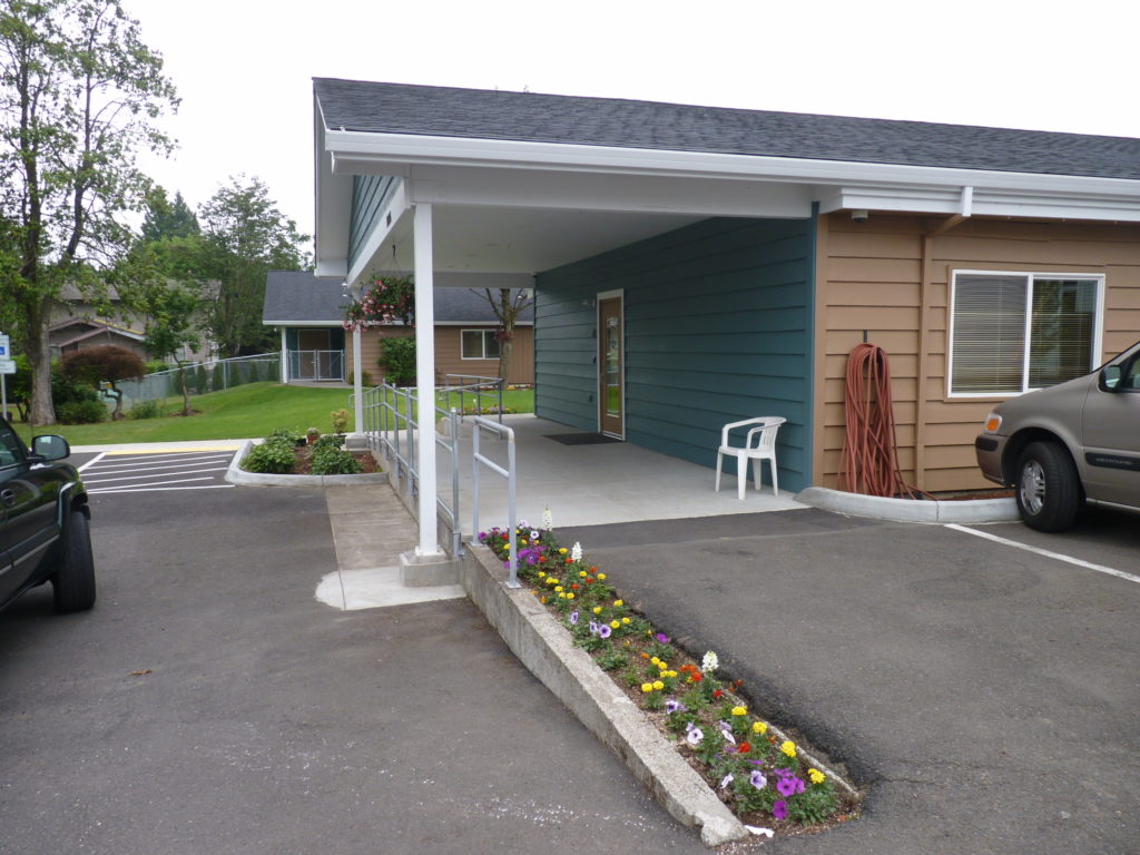 Portland Rescue Mission's The Harbor, a long term recovery site for men struggling with homelessness and addiction.
